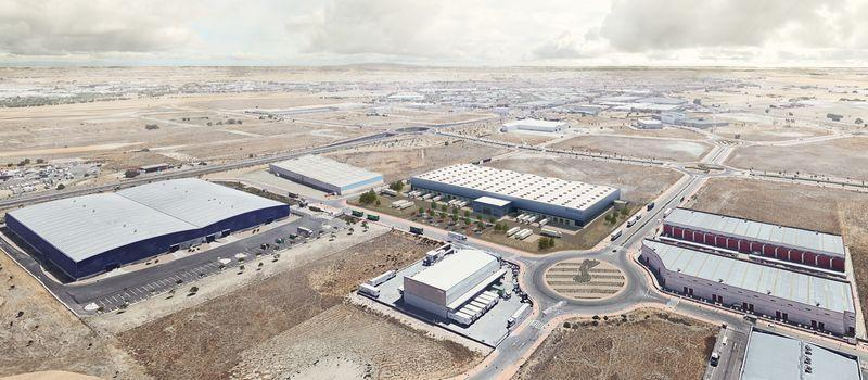 Gazeley Acquires 42,200 sqm Site in Pinto (Madrid)