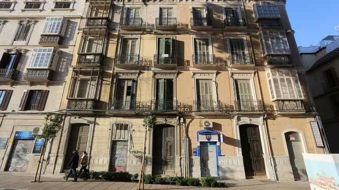 Banca March Purchases a 4-Storey Building in Central Málaga