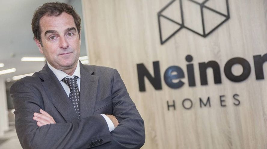 Neinor Homes Looks to Invest €90 Million in 2020