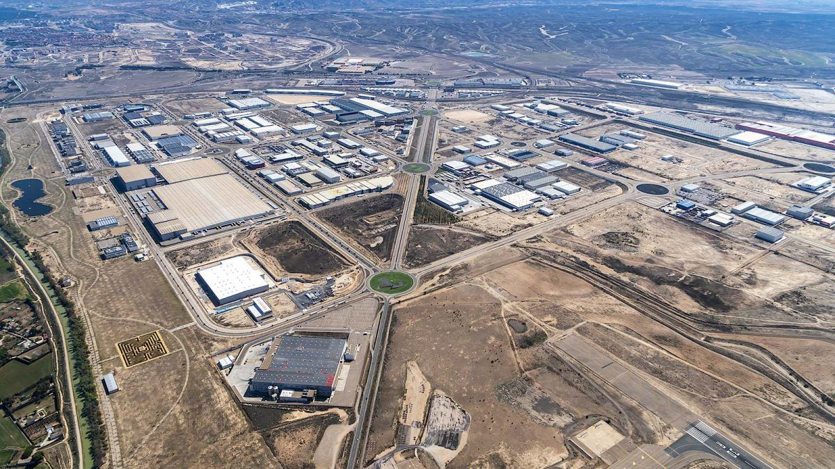 The Aragonese Group Bancalé Acquires 1,220 hectares of Land in Zaragoza