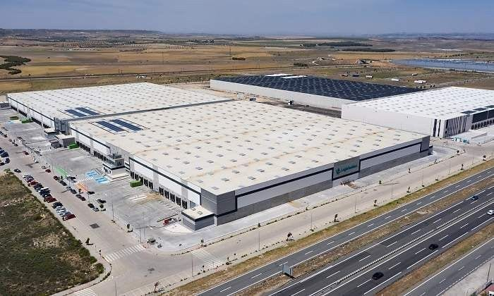 Patrizia to Sell Amazon's Logistics Platform in Madrid