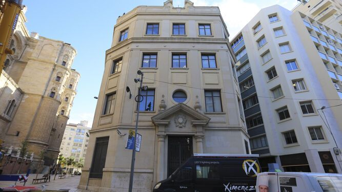 Telefónica Sells Its HQ in Central Málaga for €12M