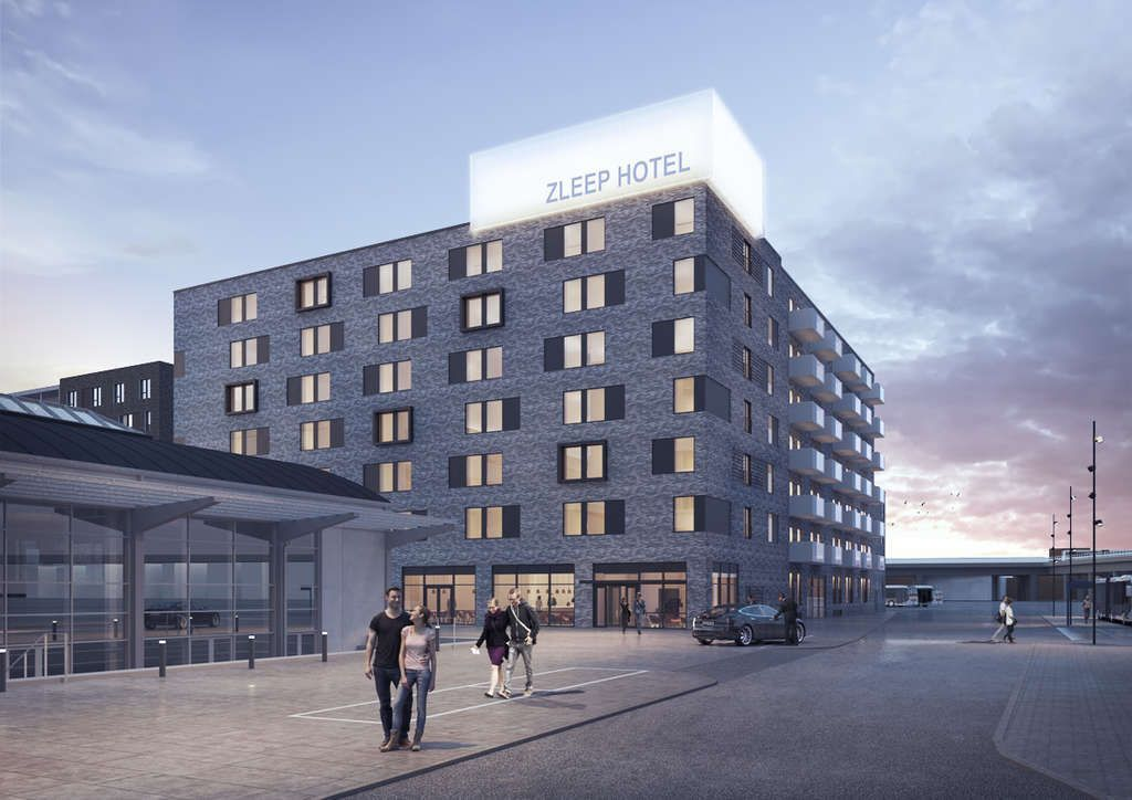 Deutsche Hospitality to Open the Zleep Hotel Madrid Airport