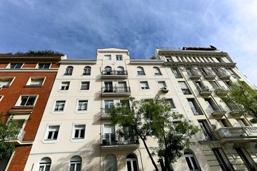 Ayala 101 Madrid Vitruvio