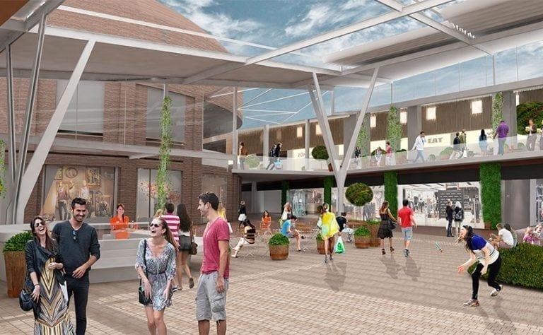 ASG pospone la venta del centro comercial Espacio Torrelodones