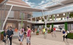 Centro comercial Espacio Torrelodones de ASG