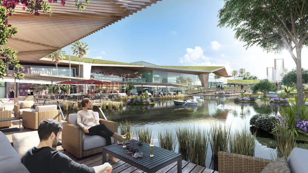 Centro comercial Lagoh Sevilla Lar España Socimi 1024x576 1