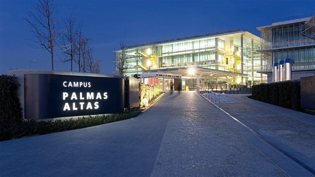 Centro tecnológico Palmas Altas Sevilla. Fuente Arup