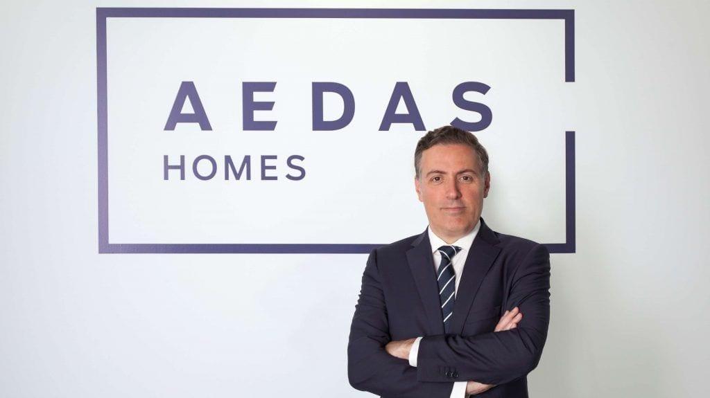 David Martínez Consejero Delegado AEDAS Homes 1