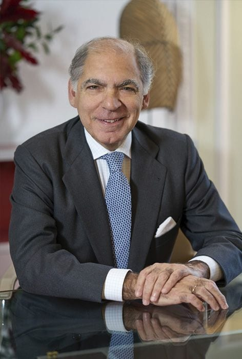 Fernando Gumuzio socio fundador de Azora