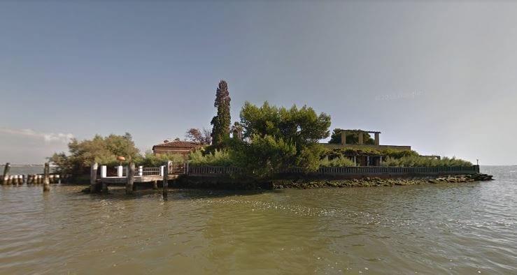 Isla Tessera Venecia