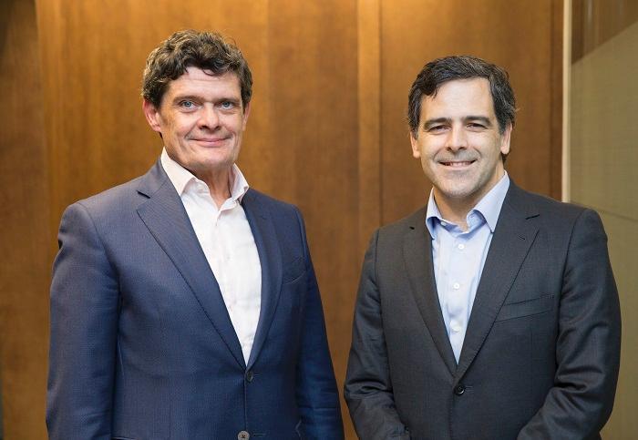 Jaime Echegoyen y Javier Garcia del Rio. Fuente Sareb