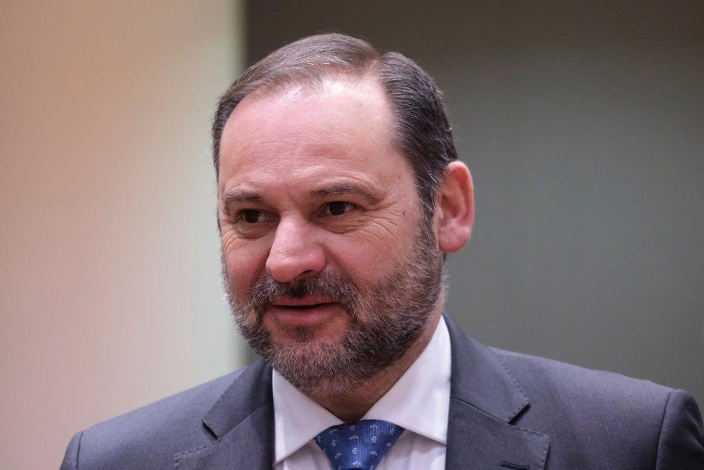 Jose Luis Abalos Ministro Transportes Movilidad y Agenda Urbana