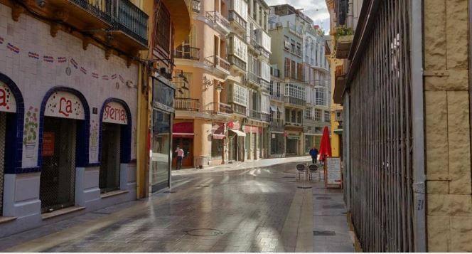 Local comercial en calle Especeria Málaga Haya Real Estate