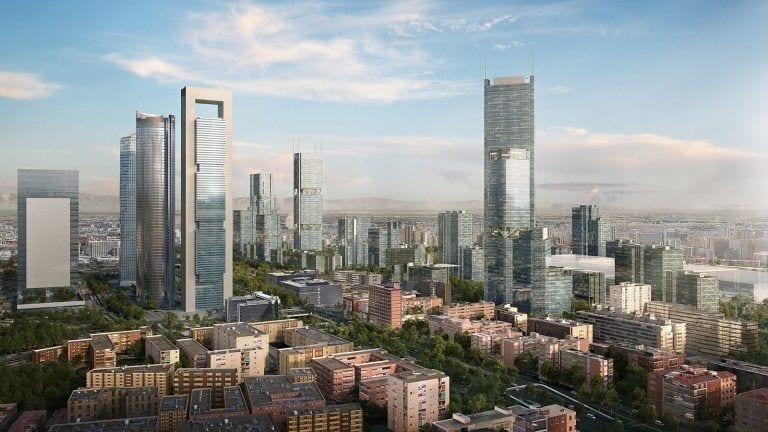 Madrid Nuevo Norte pondrá la primera piedra en noviembre