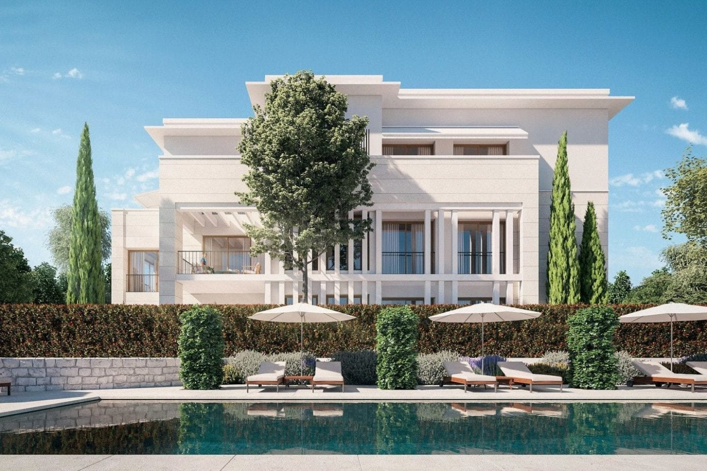 Christian Hannover and Single Home to Create a luxury development with Wellington