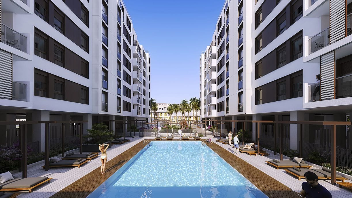 Avantespacia Buys Land in Málaga and Granollers to Build more than 80 Homes