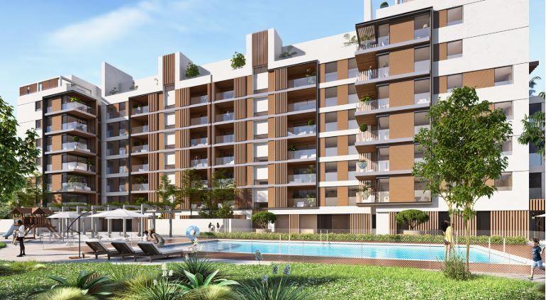 Proyecto vivienda Madrid Kronos Homes. Fuente Kronos 1