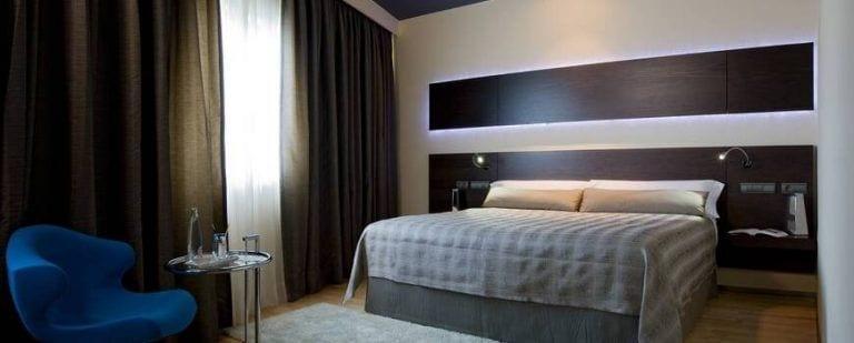 La ocupación hotelera acusa una caída del 83% hasta octubre