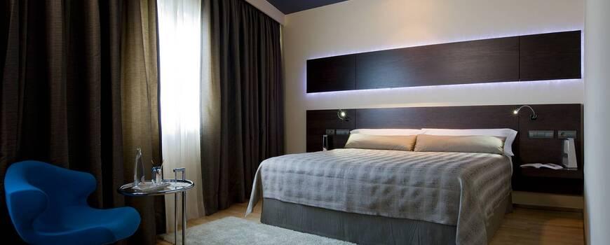 Suite NH Hoteles Las Tablas. Fuente NH
