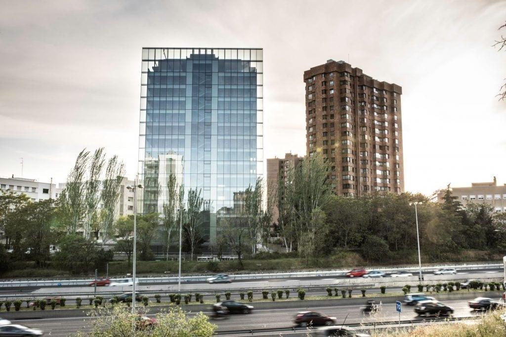 Torre Spinola de HNH en Madrid Fuente Knight Frank