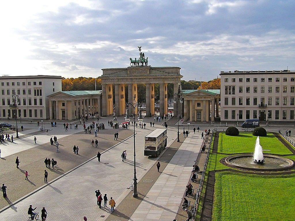 Vista de la Puerta de Brandeburgo 1024x768 2