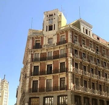 Hotel W Madrid Postpones its Opening until 2022 Due to the Sale of the Building to Millenium