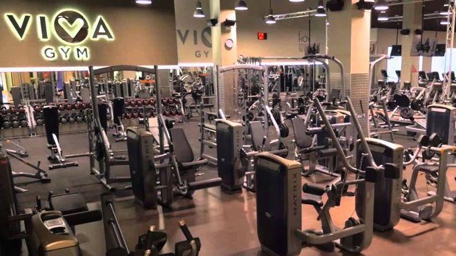 viva gym 1