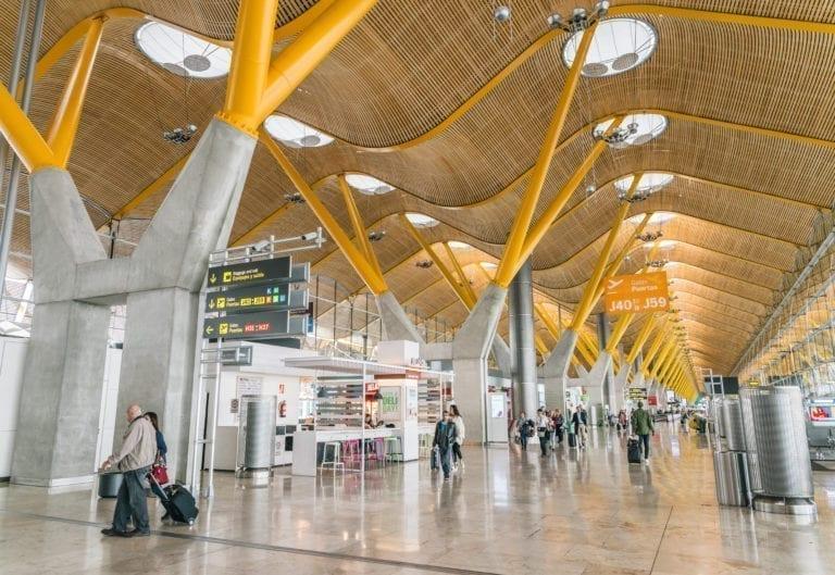 Aena perdonará los alquileres tras el cierre de terminales en los grandes aeropuertos españoles