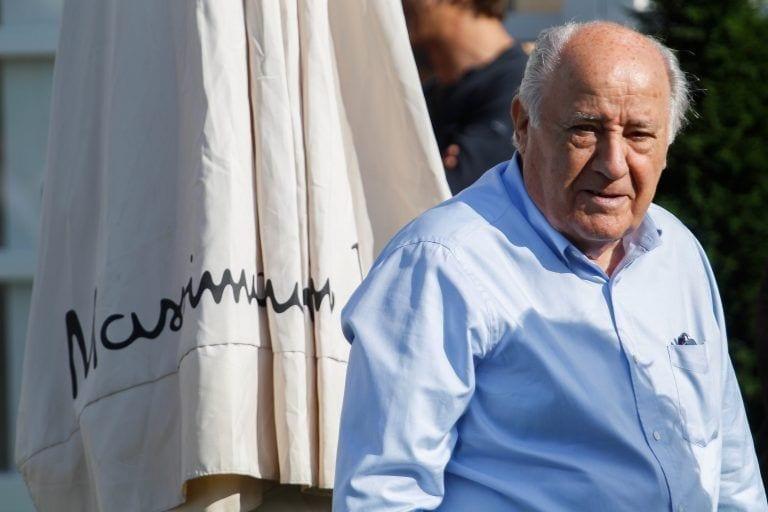 Amancio Ortega es el décimo hombre más rico del mundo, según Forbes