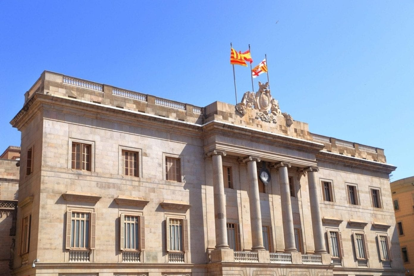 Ayuntamiento Barcelona scaled