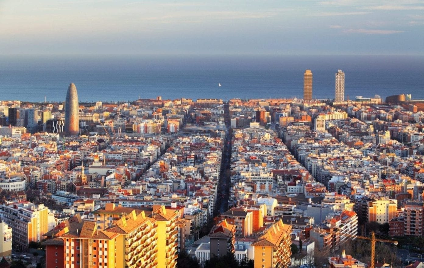 Barcelona City Council Orders the Stoppage of Private Building Projects