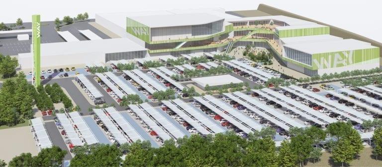 Kronos invertirá 35 millones en un nuevo parque comercial en Cáceres