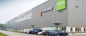 Centro logístico en Pomerania Polonia Fuente Goodman