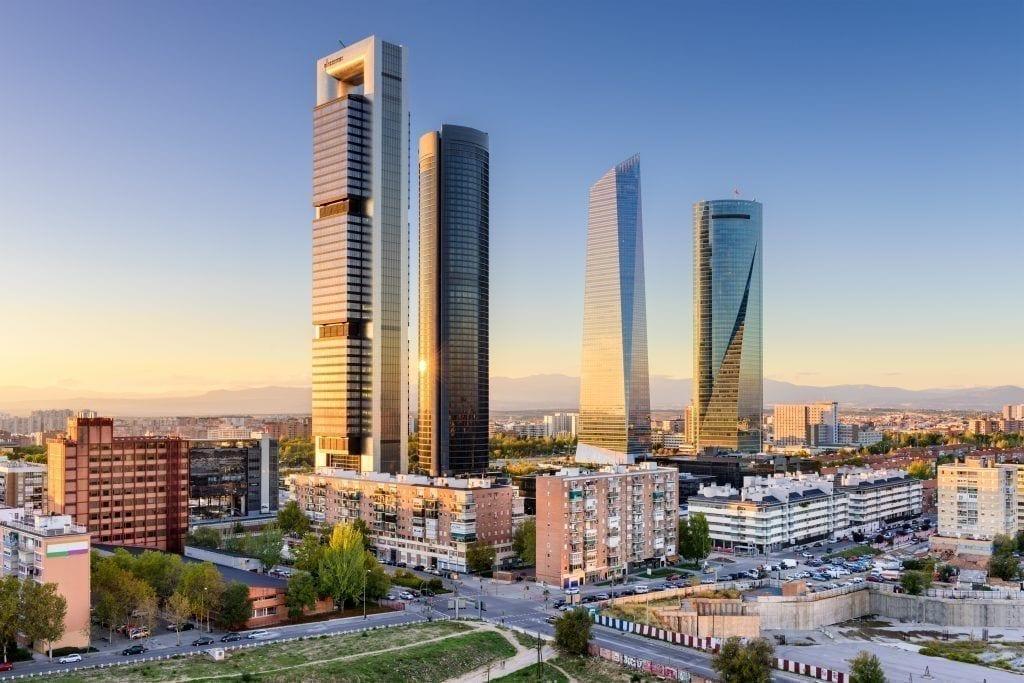 Distrito Financiero Madrid