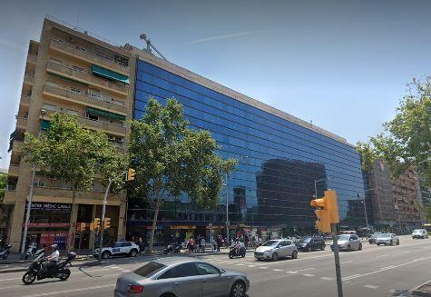 Edificio La Campana Barcelona
