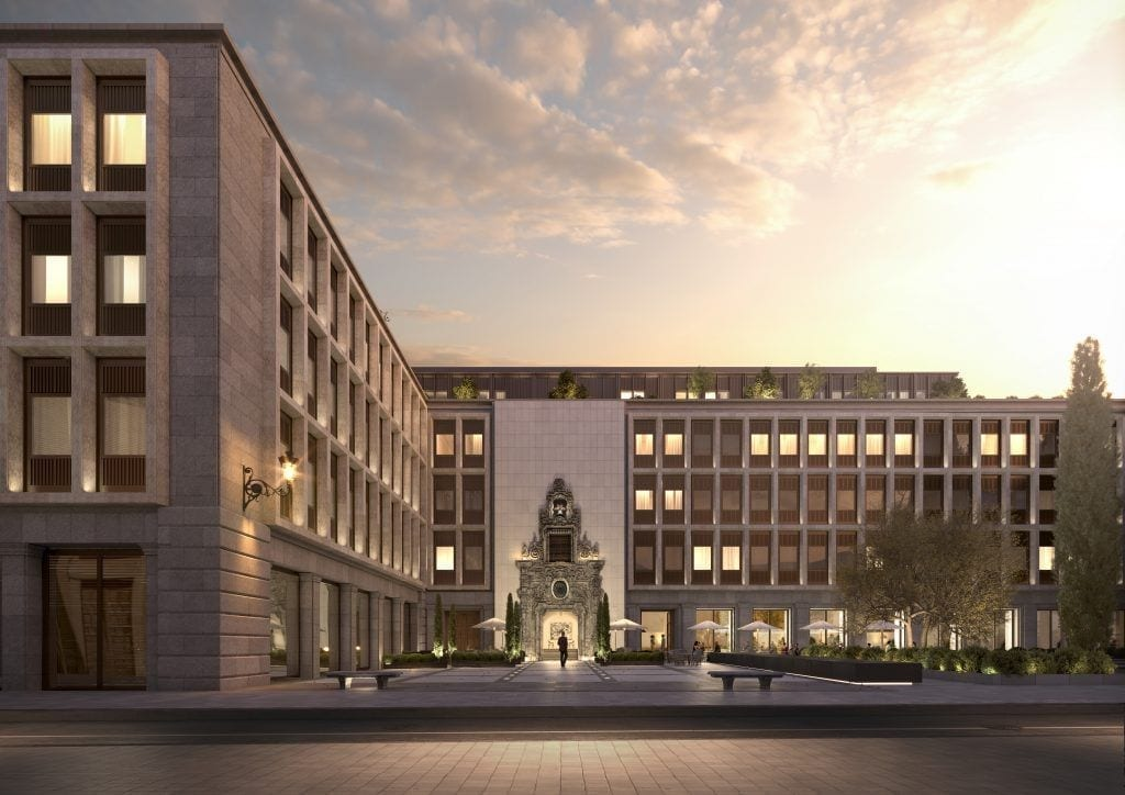 Hotel Madrid. Edition. KKH Property Investors
