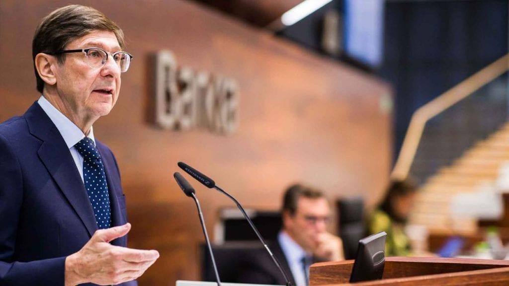 José Ignacio Goirigolzarri presidente de Bankia
