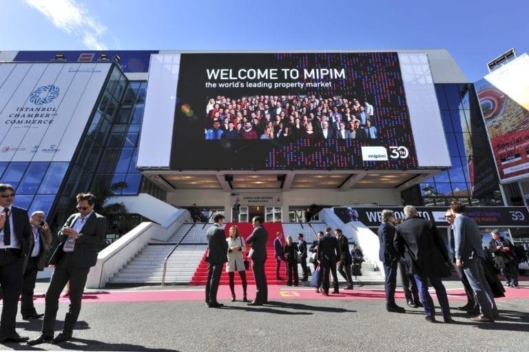 MIPIM pospone a septiembre su edición de 2021