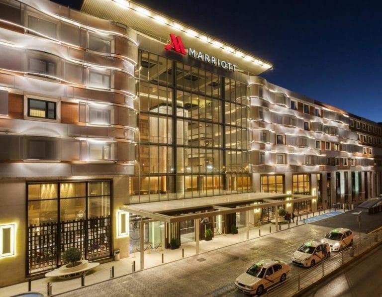 Marriott abrirá cuatro hoteles en España en 2021