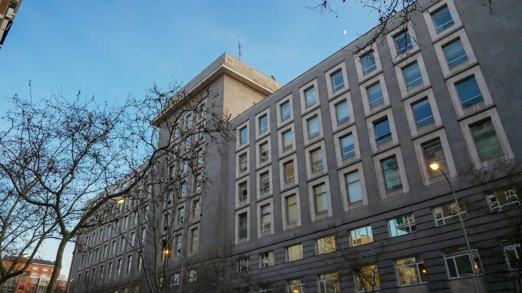Ministerio Defensa Madrid