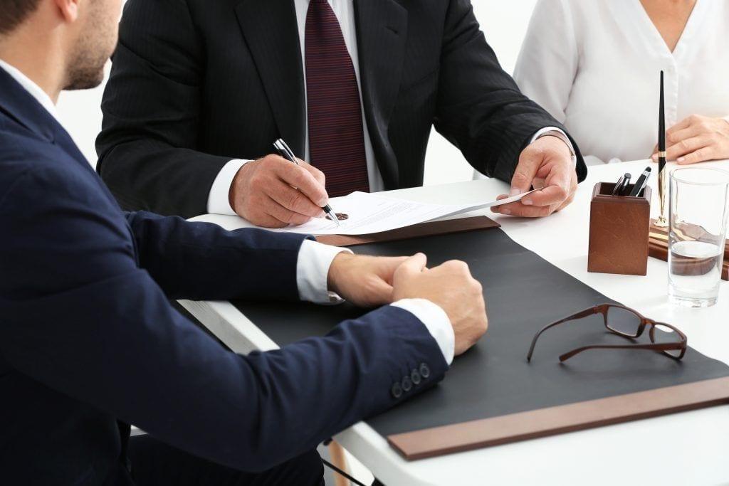 Notarios Firma Documentos