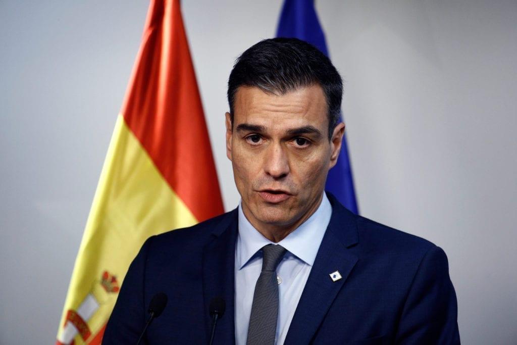 Pedro Sánchez presidente Gobierno