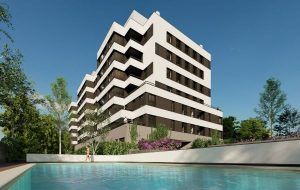 Promoción vivienda El Cañaveral Madrid Habitat Inmobiliaria
