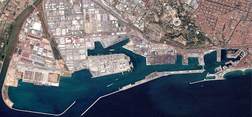 Puerto Barcelona 1 1
