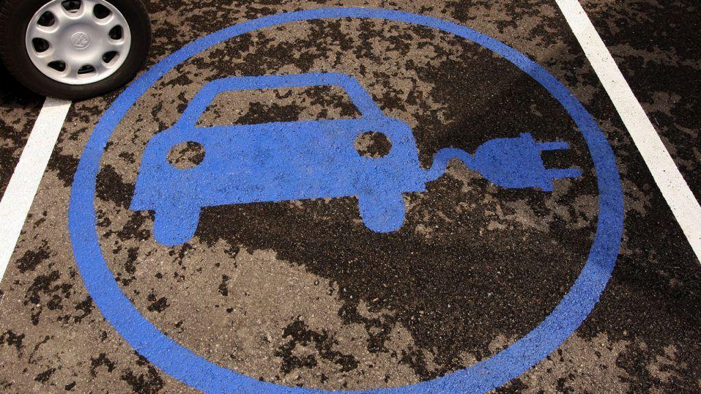 Recarga coche eléctrico 1