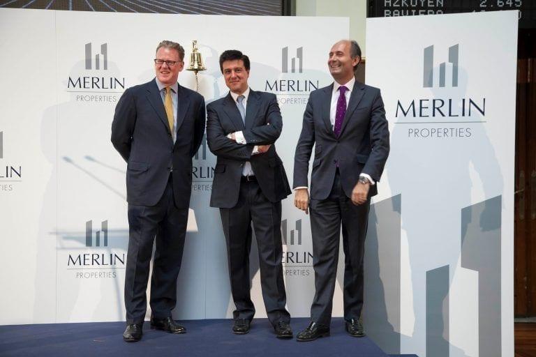 Merlin Properties reorganiza el equipo directivo tras la jubilación de tres de sus directivos