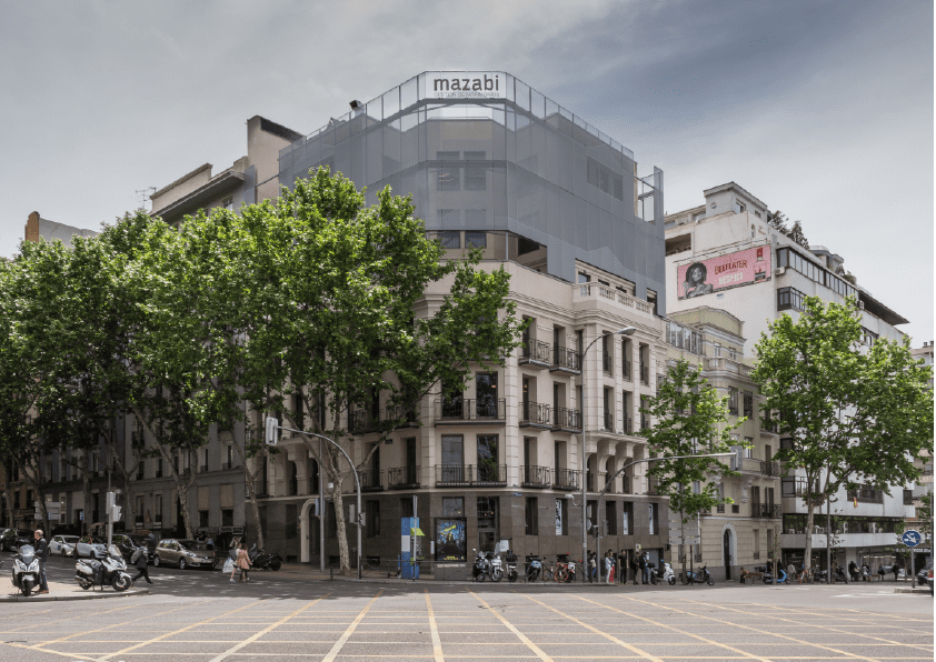 Mazabi Buys 2 Office Buildings in Valencia & Sevilla from Deutsche for €70M