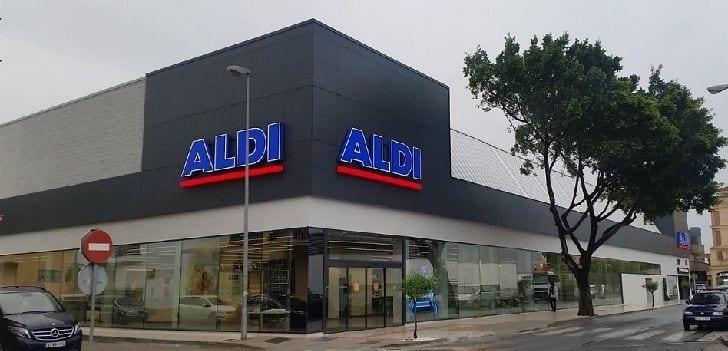 La cadena Aldi crea su propia firma inmobiliaria en España