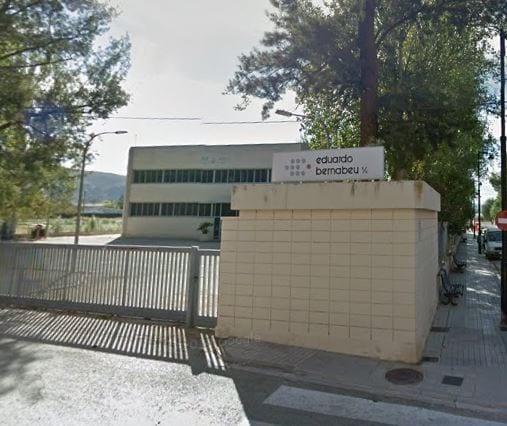 Ontinyent cede la antigua fábrica de Bernabeu para la construcción del Palacio de Justicia